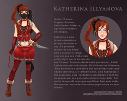 :OC: Katherina Illyanova by SugarPepper