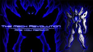Mech Revolution PSP wallpaper by WmaverickW