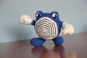 #061 Poliwhirl by pokecrochetchallenge