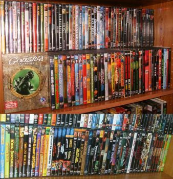 The Collection: Shelf Three by The-Great-MM