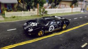 Ford GT 40 by hankypanky68
