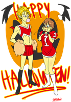 Halloween Contest by SAcommeSASSY