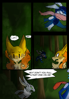 Such a Bother... Page 10 by 1Apple-Fox1
