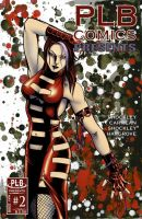 Issue two varient cover Cass. by plbcomics
