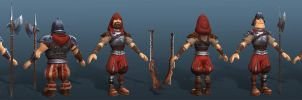 Settlers 7 Marauders by polyphobia3d