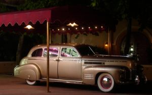 Old Car Wallpaper  Studios WDW by WDWParksGal