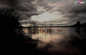 dark lake. by syncopated-ART