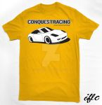 Conquest Racing T-Shirt by Jotemi