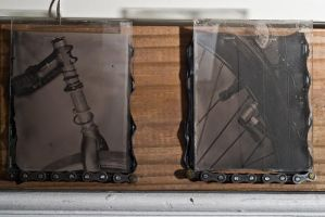 collodion easel 2 by Mumonkan