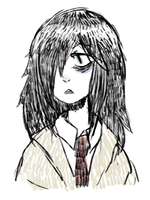 tomoko by radpigeon