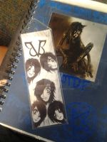 My Bookmark by AllyRyde