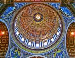 St. Peter's Basilica ( Vers. II ) by havocPigeons