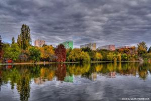 urban autumn by Iulian-dA-gallery