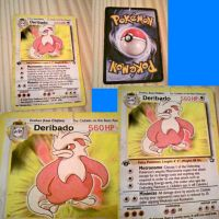 Pokemon card DERIBADO by MlpFimColordrop