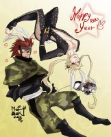 SB: Happy New Year by MoritaTsubaki