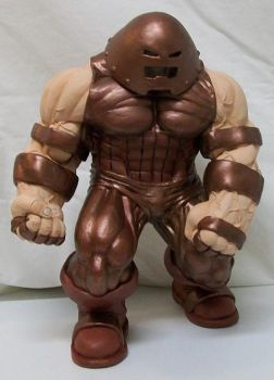 Juggernaut Statue completed by sup3rs3d3d