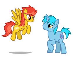 Day Break and Azure Spark by DiveBomb5