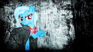 The evil power has it she - Wallpaper Trixie by Amoagtasaloquendo