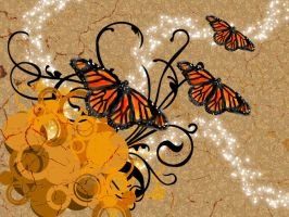 Butterflies by munchester2cool