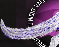 Cecil: Defender of Night Vale (detail 3) by TangledTabby876