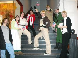 Hetalia Day 2009 by Dessie-tan