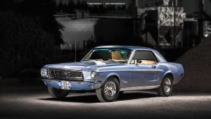 68 Mustang Coupe VI by AmericanMuscle