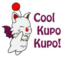 Kupo Cool by MadMouseMedia