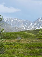Alaska Landscape 5 by prints-of-stock