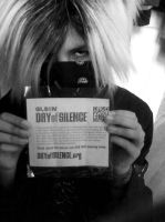 Day of Silence by manu-is-a-near-freak