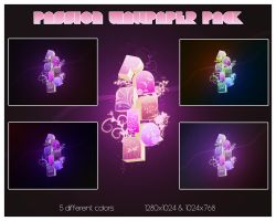 Passion Wallpaper Pack by Jamaal10