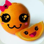 Kawaii Orange by MyLastBlkRose