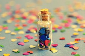 jar of hearts by dandilionseed