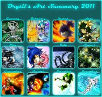 Art Summary 2011 by Drytil