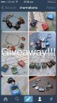 Giveaway!! by InsaneJellyBean95