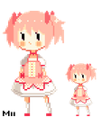F2U Pixeled Cheebs by mieille