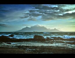 Bloubergstrand by Mo-Photographer
