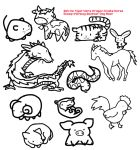 Chinese Zodiac by Colax