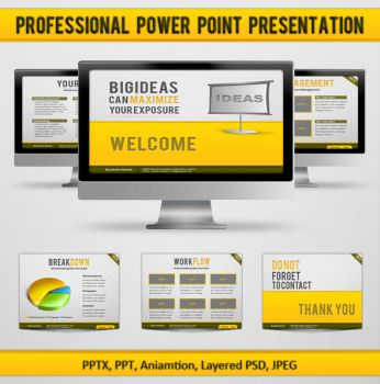 Professional PPT by femographi