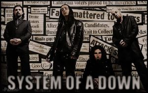 System of a down by owenstyle