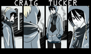 Craig . Tucker by Timeless-Knight