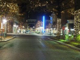 Shirlington, Late Night 2 by GimpTron