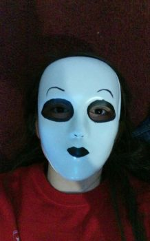 Marble Hornets Mask by NightFlash02