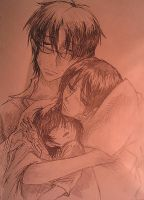 Parental Relief, Fruits Basket by AmberPalette