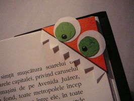 Emote bookmark by ArtAnda