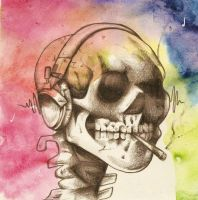 Death To The Music by EvaHolder