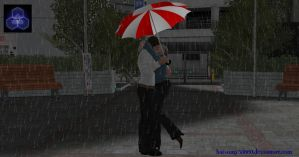 Kiss under the rain by Hatsumy38660