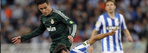 Real Sociedad - Real Madryt by michal26