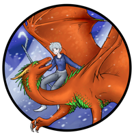 :: Fire and Ice :: by Alcira