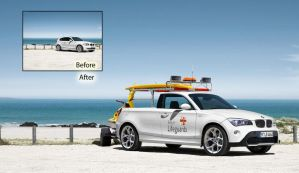 BMW 1 Series Beach Patrol by Car-Mad-Mike