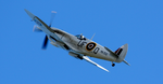 Silver Spitfire 2 by james147741